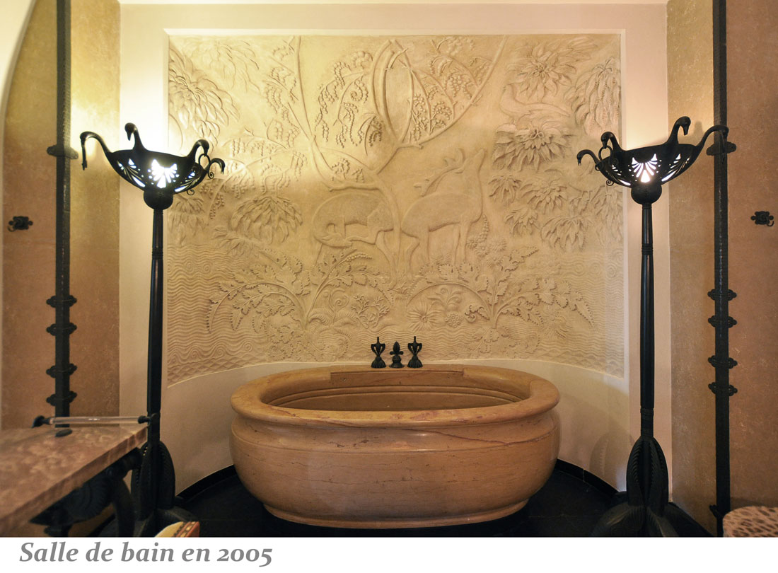 Art et decoration salle de bain for Decoration salle de bain