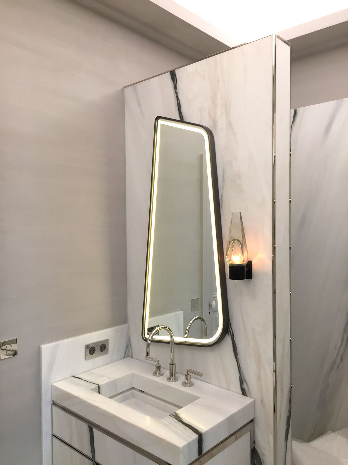 Meuble Salle De Bain Ikea Colonne ~ meubles et miroirs de salle de bain arabesques b nisterie